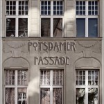 Kalender 2008: Potsdamer Fassade