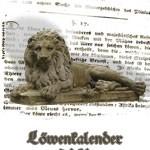 Löwen-Kunstkalender 2009