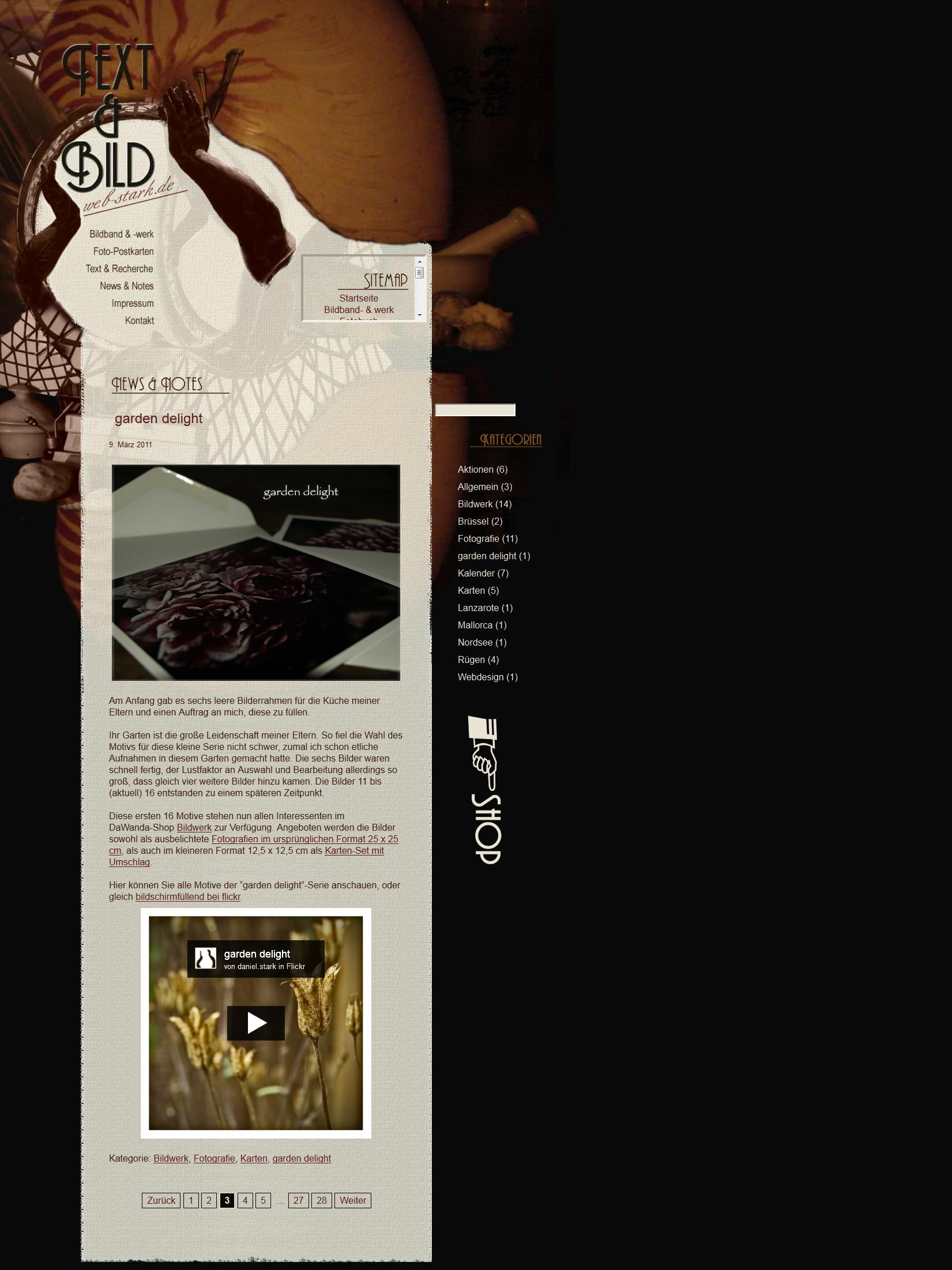 Webdesign – Von der Idee zur Realisierung | web-stark.de